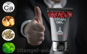Titan Gel ส่วนผสม